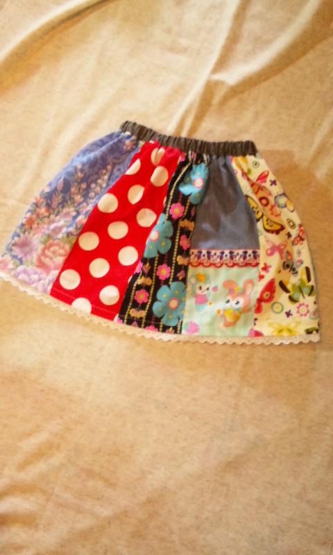 [オーダー]色とりどりスカート
